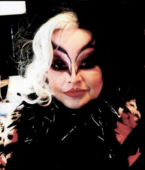 curella de ville makeup costume