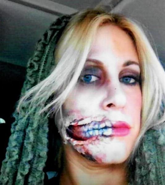 zombie makeup zombie costume