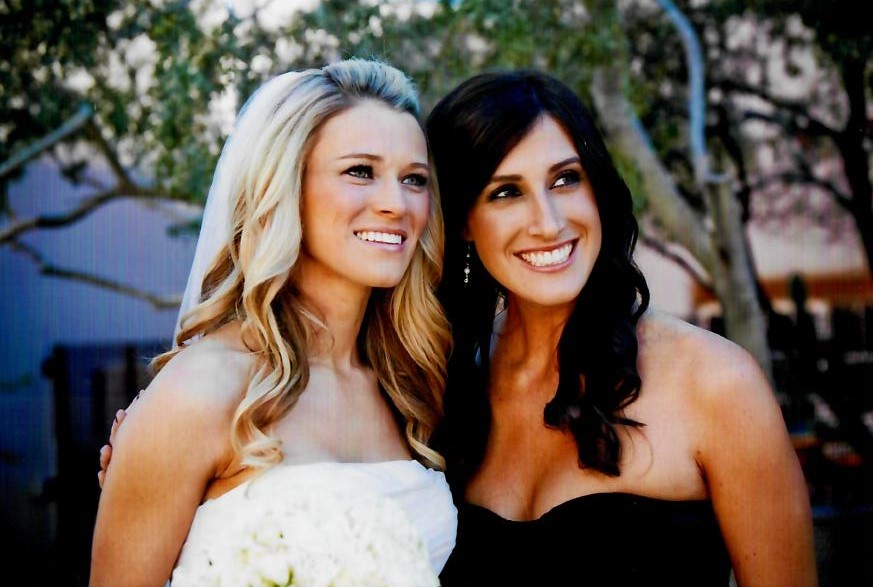 bridal makeup bride